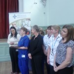 Acute Stroke care team in Wales Awarded