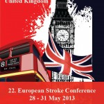 Welcome address to the 22nd XXII European Stroke Congress London May 2013