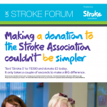 The UK Stroke Forum Conference 2016